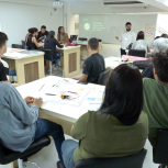 Treinamento de criatividade para engenharia na EMGE